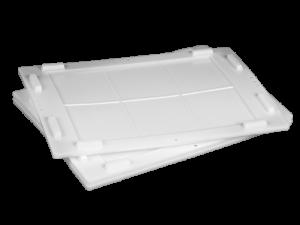 Пластикова кришка L64-03 зовнішня