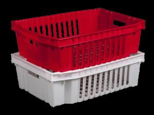 Пластикові ящики N6418-3