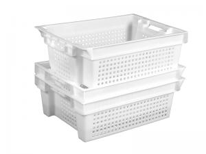 Plastic crates N6420-2