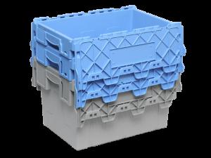Plastic crates BD6425