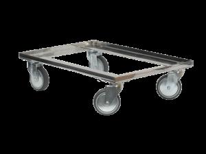 Візок SN64-100 на колесах для ящиків 600х400