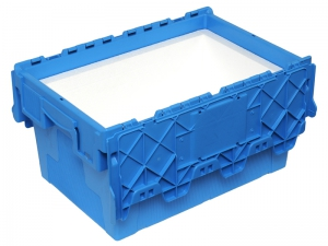 Thermo insert for plastic crate BD6430