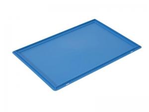 Пластикова кришка L64-ST02 для ящиків 600х400(E)