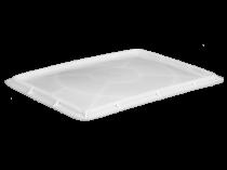 Пластиковая крышка L54-02 для ящика 530х400