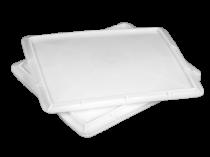 Пластикова кришка L54-02 для ящика 530х400