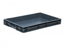 Plastic crates ST6407 (E6407)