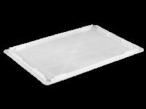 Пластиковая крышка 600х400