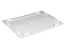 Пластиковая крышка L64-ST01 внешняя для ящиков 600х400