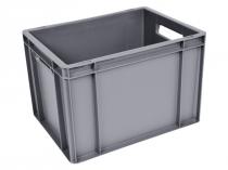 Plastic crate E4327