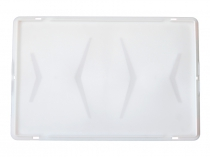 Пластикова кришка L64-ST02 для ящиків 600х400