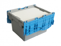 Thermo insert for plastic crate BD4325