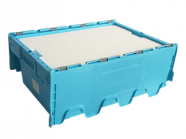 Thermo insert for plastic crate TN6423