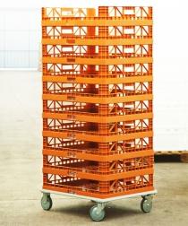 Plastic crates ST7616-3.1