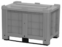 Container 1200x800x800 with runners