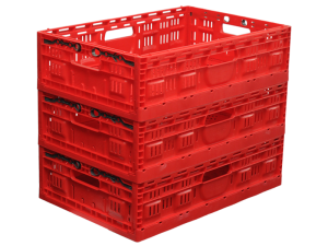 FOLDABLE CRATES F6416