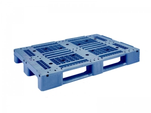 Racking hygiene pallets IPL-1208 with runners