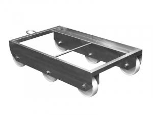 Візок SN64-125 K3 для ящиків ST64