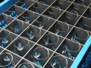 Пластиковый сепаратор 8880240 24 ячейки/нижний