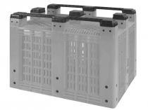 Контейнер BIP1210/M2R 1200х1000х915 на полоззях