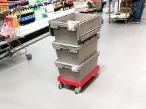 Пластикові ящики N6428-ALC