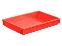 Plastic crate ST6408-1.0.1