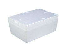 Thermo insert for plastic crate BD6425