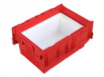 Ізотермічний контейнер в пластикові ящики BD6430