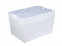 Thermo insert for plastic crate BD6435