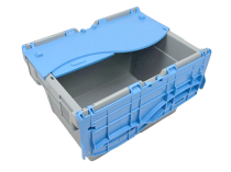 Plastic crate DB4325