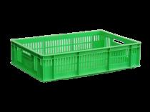Plastic crate ST6414-3